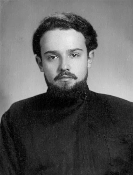 Прот. Александр Мень в 1958 году